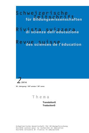 View Vol. 36 No. 2 (2014): TranslationS